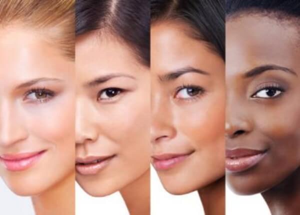 γυναίκα, δέρμα