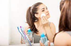 γυναίκα, φροντίδα δέρματος