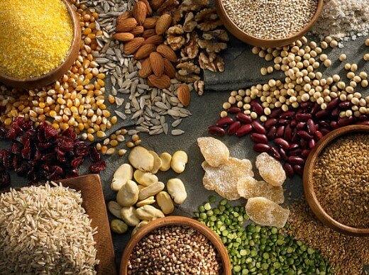 Ξηροί καρποί και σπόροι