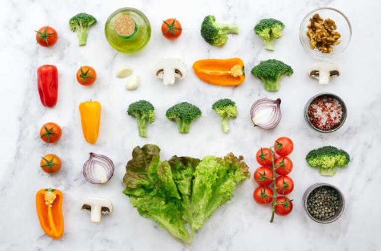 Λαχανικά χαμηλών υδατανθράκων