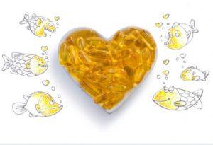 """""""Καλά"""" ωμέγα -3 λιπαρά οξέα - καλό για την καρδιά!"""