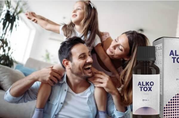 υγιής οικογένεια, σταγόνες