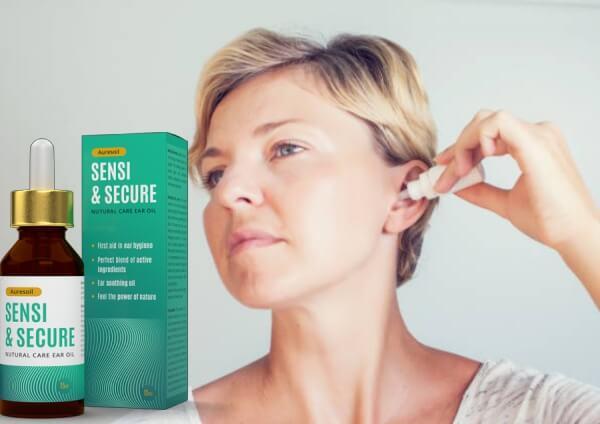 γυναικείο αυτί, αισθήσεις auresoil & ασφαλές