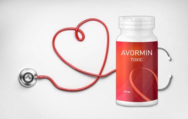 avormin τοξικό, Υψηλή αρτηριακή πίεση, υπέρταση