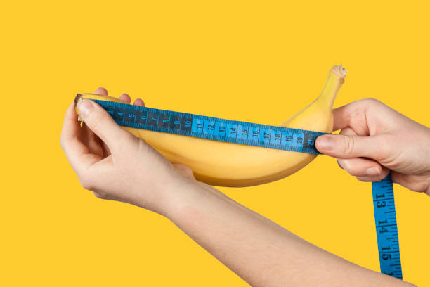 μπανάνα και εκατοστό