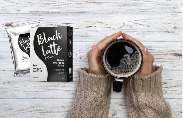 μαύρο latte Ελλάδα