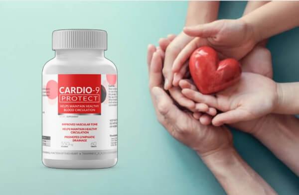 καρδιά, καρδιο-9 προστατεύει