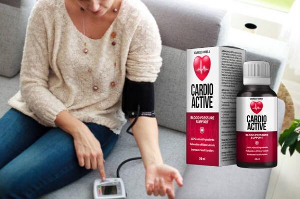 καρδιοδραστικές σταγόνες, υπέρταση