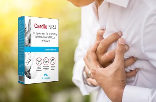 cardio nrj, υπέρταση, υψηλή αρτηριακή πίεση
