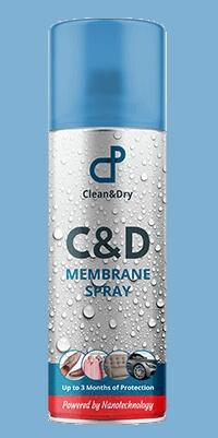 Αδιάβροχο σπρέι μεμβράνης C & D