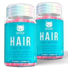 Σύστημα ομορφιάς μαλλιών CuteCat