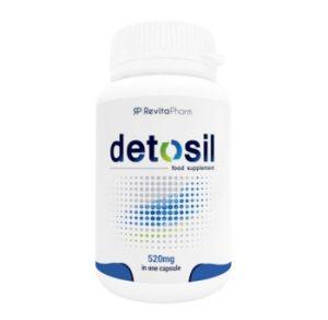 Αντιπαρασιτικά καψάκια Detosil Italy RevitaPharm