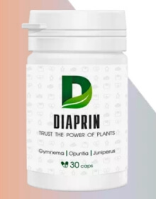 Κάψουλες Diaprin