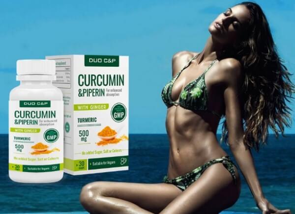 Τι είναι η κουρκουμίνη & η πιπερίνη