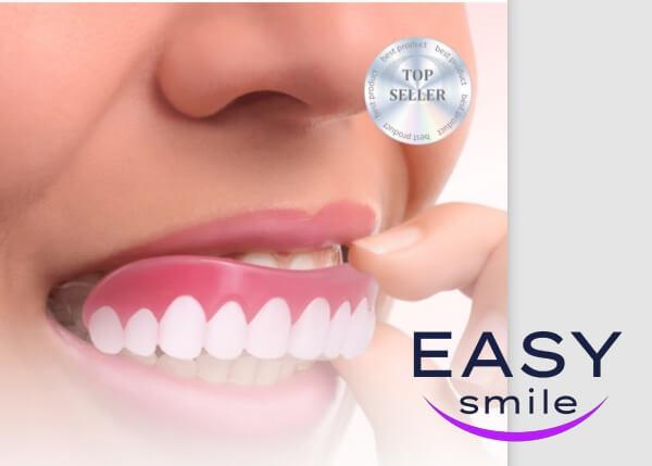Ελαφριές καπλαμάδες Easy Smile Ελλάδα