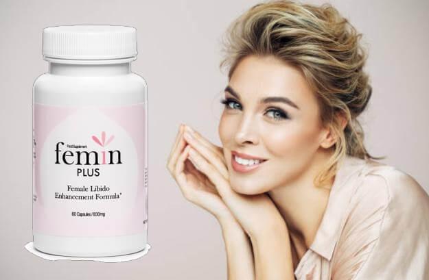 Femin Plus, γυναίκα