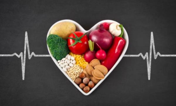 φιόγκο με φρούτα και λαχανικά
