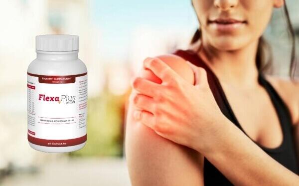 Flexa Plus Optima, γυναίκα με πόνο στο χέρι