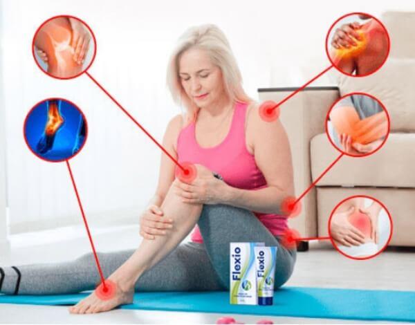 Συστατικά και σύνθεση κρέμας πόνου στις αρθρώσεις