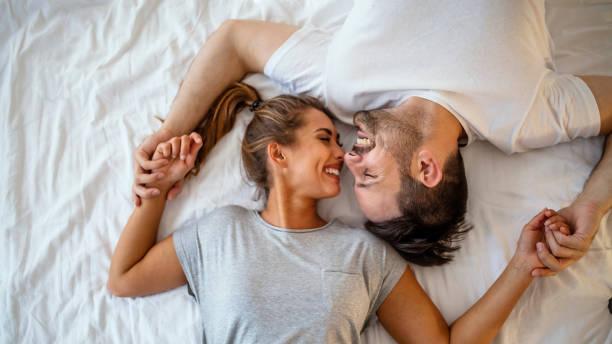 ευτυχισμένο ζευγάρι