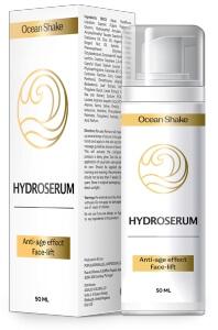 hydroserum ocean shake αντιρυτιδική κρέμα 50 ml Ελλάδα