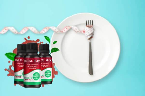 ιδανικές σταγόνες, δίαιτα