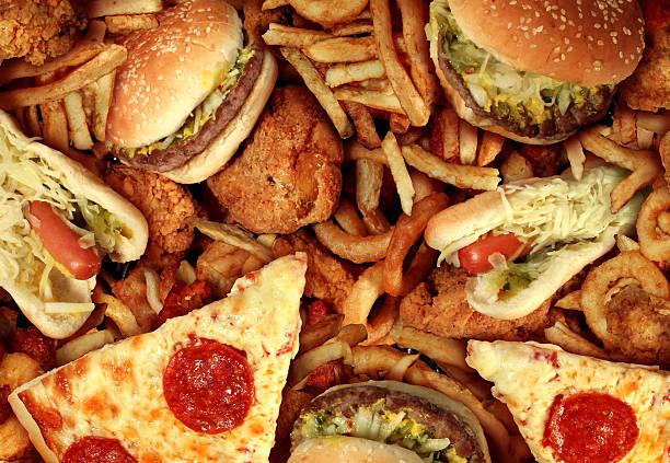 επιβλαβείς τροφές