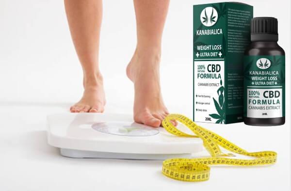 kanabialica, πέφτει, χάστε βάρος
