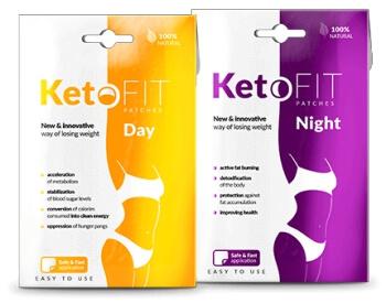 KetoFit Patches Slimming Patches Ελλάδα Κριτική