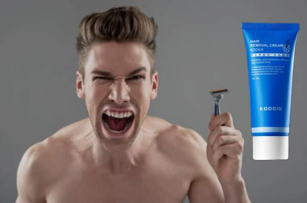 ξυριστικό άτομο