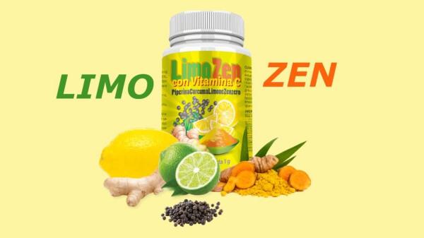 Limon Zen κάψουλες πεπερίνα