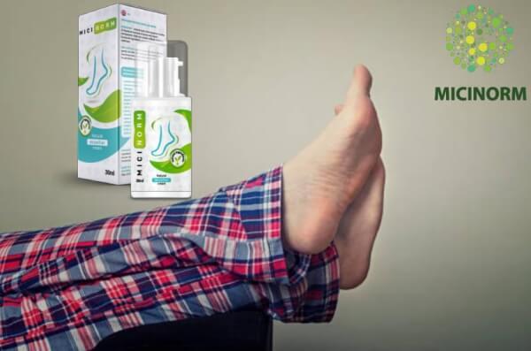 Micinorm, χαρούμενα πόδια