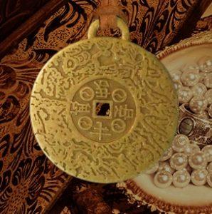 Money Amulet φυλαχτό για χρήματα και τύχη Ελλάδα