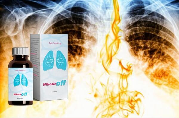 σταγόνες, κόψτε το κάπνισμα
