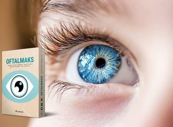 oftalmax κάψουλες, μάτια