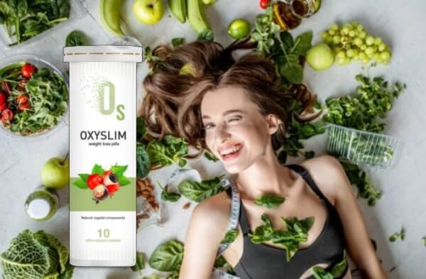oxyslim γυναίκα λαχανικά