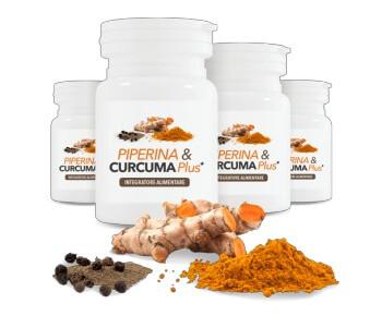 Piperine & Curcuma Plus