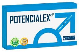 Κάψουλες Potencialex Ελλάδα potencia