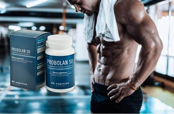 Probolan 50, άνθρωπος με μυς
