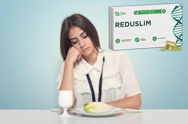 γυναίκα σε δίαιτα, reduslim