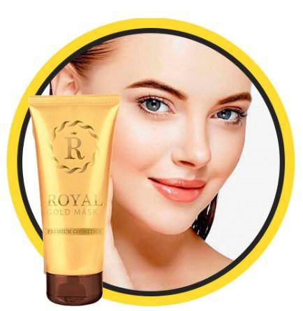 βασιλική χρυσή μάσκα 50 ml Ελλάδα