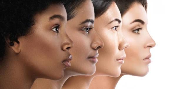 προβληματικό δέρμα, φροντίδα, διαφορετικό δέρμα, άκρη