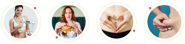 σταγόνες, απώλεια βάρους