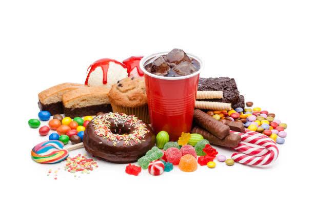 ζάχαρη, γλυκά, αναψυκτικά, υδατάνθρακες