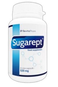 sugarept κάψουλες διαβήτης RevitaPharm Ελλάδα 520 mg