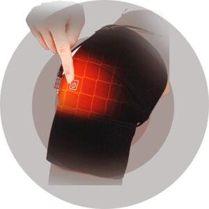 Στήριγμα γόνατος ThermaFix