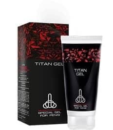 gel titan gel potencia Ελλάδα