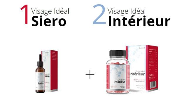 Visage Ideal interieur serum
