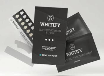 Whitify Strips Κριτικές Ελλάδα