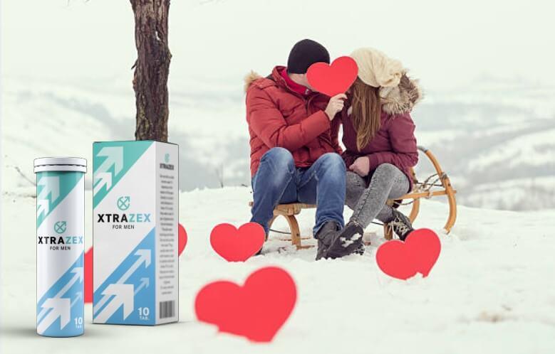 δισκία xtrazex, ευτυχισμένο ζευγάρι, οδηγίες